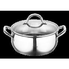 BERGNER Bg-6530 Gourmet Lábas fedővel, 4,5 liter edény