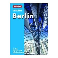 - Berlin Berlitz zsebkönyv térkép