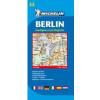 Berlin térkép - Michelin 33