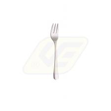 Berndorf 21200 Süteményes villa Hotel Chrom tányér és evőeszköz