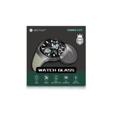 Bestsuit Apple Watch Series 6 (44 mm) üveg képernyővédő fólia - Bestsuit Flexible Nano Glass 5H mobiltelefon kellék