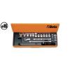 Beta 671N/C20 668N/20 hengeres nyomatékkulcs és tartozékai
