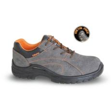 Beta 7210BKK/42 perforált hasítottbőr munkavédelmi cipő, 42 méret