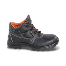 Beta 7243FT/46 bőr munkavédelmi cipő, mérsékelten vízálló orrvédő és áthatolásvédett középtalp nélkül, 46 méret