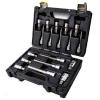 """Beta Easy 923E-PE/C18 18 darabos imbuszkulcs készlet hatlapfejű csavarokhoz, 1/2"""" műanyag táskában"""