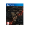 Bethesda The Elder Scrolls Online: Morrowind (PlayStation 4)