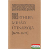 Bethlen Mihály útinaplója (1691-1695)