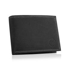 Betlewski elegáns bőr pénztárca fekete