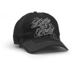 Better Bodies női baseball sapka (fekete) (1 db)