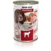 Bewi-Dog Színhús borjúban gazdag 6 x 400 g Bewi-Dog 2.4kg