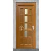 BF-10/A Tömör fa bejárati ajtó 100x210