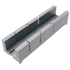 BGS -50855 Gérvágó doboz, műanyag 245x67x48 mm