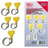 BGS -80859 Bilincs készlet 26 részes kézzel húzható