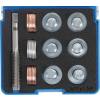 BGS Technic Olajleeresztő csavar menetjavító készlet, M11x1.5 (BGS 153)