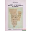 Bibliai vonatkozású régészeti és paleográfiai feltárások