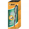 Bic All in One toll, 12 db, Fekete (847611)
