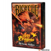 Bicycle Anne Stokes Age of Dragons kártya