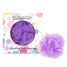 Big Teaze Toys - fürdőrózsa minivibrátorral (lila) vibrátorok