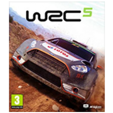 Bigben Interactive WRC 5 (PC - Steam Digitális termékkulcs) videójáték