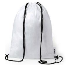 BigBuy Accessories Összehajtható hátizsák pánttal 146429 Fehér