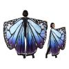 BigBuy Carnival Szárnyak Pillangó Kék