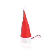 BigBuy Christmas Összecsukható táska Santa Claus 143375 Piros karácsonyi dekoráció