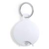 BigBuy Gadget Érme Kulcstartó 146684 Antibakteriális Fehér