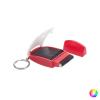 BigBuy Gadget Kulcstartó Képernyő Tisztitó 144332 Fehér / Sárga