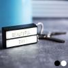 BigBuy Gadget Kulcstartó Lightbox LED 145990 Fekete