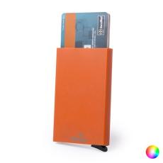 BigBuy Gadget RFID Kártyatartó AutomatikusMechanizmussal 146173