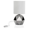 BigBuy Home Asztali Lámpa Porcelán (17,5 x 34,5 x 17,5 cm)