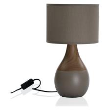 BigBuy Home Asztali Lámpa Taupe Kerámia (22 x 39 x 22 cm) világítás