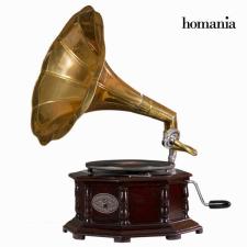 BigBuy Home gramofon Nyolcszögű - Old Style Gyűjtemény by Homania kerti dekoráció