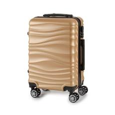 BigBuy Home Kabin bőrönd ABS (22 x 27 x 37,5 cm) (Kék)