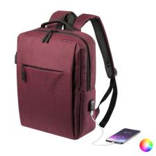 BigBuy Office Hátizsák Laptophos és Tablethez USB kimenettel 146473 hátizsák