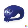 BigBuy Outdoor LED zseblámpa kerékpárhoz 143685 Kék