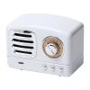 BigBuy Tech Bluetooth Hangszóró 3W Vintage 146254 Fehér
