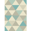 Bighome.hu Koberec FOCUS 160x230cm FC02 Triangles Blue