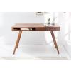 Bighome.hu Písací stôl METRO 120 cm - hnedá