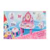 Bildo Disney Princess nagy szépítkező asztal, 17 kiegészítővel