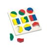 Bino Fa fromakirakó puzzle, geometria