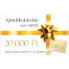 Biobolt Ajándékutalvány 20 000