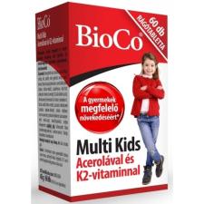 BioCo MULTI KIDS ACEROLA-K2 RÁGÓTABLETTA vitamin