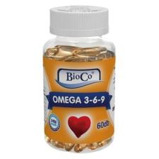 BioCo Omega 3-6-9 kapszula 60db táplálékkiegészítő