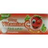 Bioeel C-vitamin 100mg eper ízű rágótabletta 20db