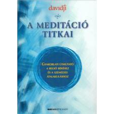 Bioenergetic Kiadó A meditáció titkai (9789632914435) jóga felszerelés