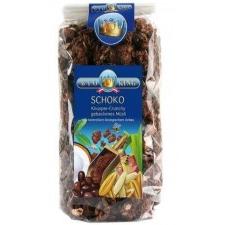 Bioking Bio Csokoládés-Mogyorós Müzli 375 g reform élelmiszer