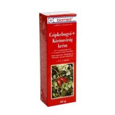 Biomed Csipkebogyó + Körömvirág krém 60g bőrápoló szer