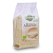 BiOrganik Bio Puffasztott amarant (100 g) biokészítmény