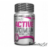 BioTech Active Woman tabletta - 60 db